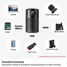 Nebula Capsule Smart Portable Projector
