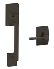 Schlage Encode Smart Deadbolt and Handle Set (Matt Black)
