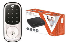 Yale and VERA Plus Smart Lock Set