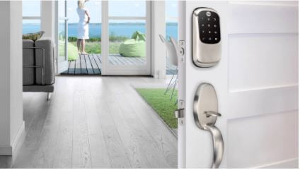 Yale And Vera Plus Smart Lock Set Nimbull Smart Home