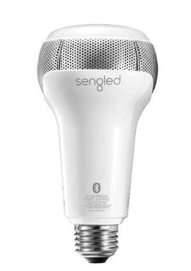 Sengled Pulse Solo Smart LED Light and JBL Bluetooth Music Speaker