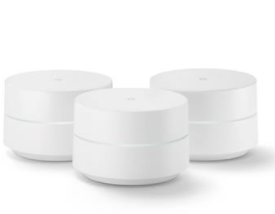 Google Wifi Home Mesh Wi-Fi System (3-Pack)