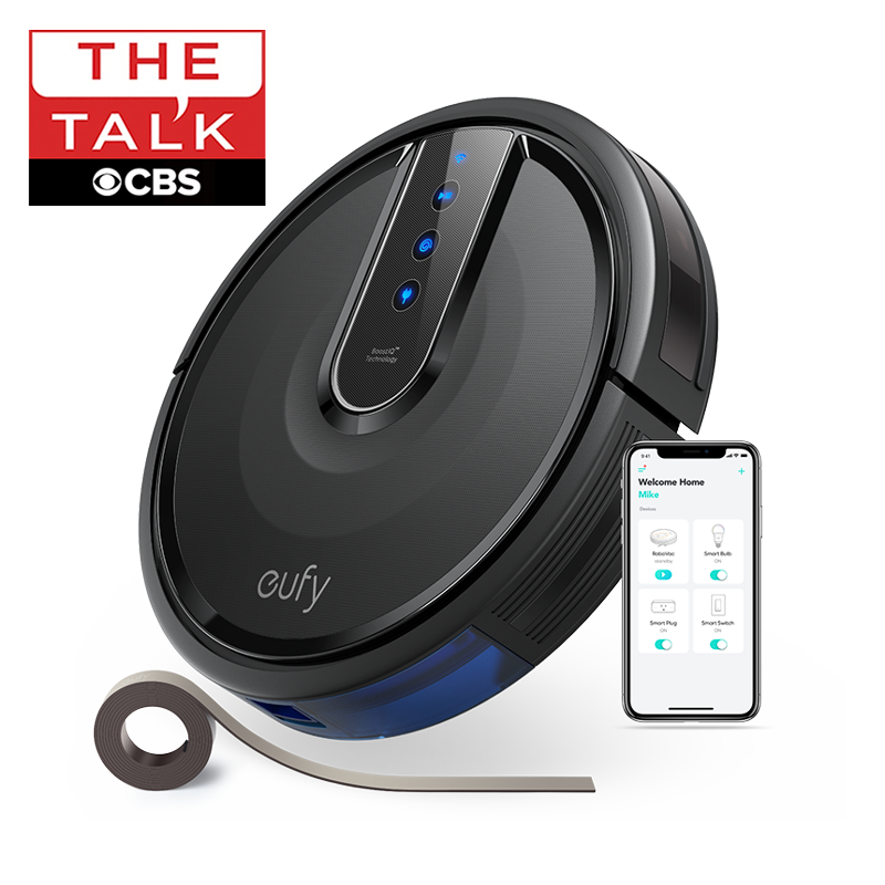 Eufy Robovac 35C Robotic Vacuum Cleaner – Black