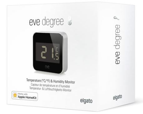 EVE - Degree Connected Weather Station