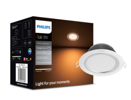 Philips HUE White Ambiance Aphelion Downlight