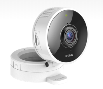D-Link HD 180 Degree Wi-Fi Smart Camera