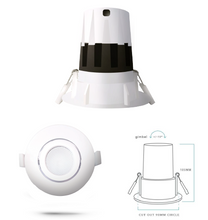 LIFX 100mm Downlight Colour - Plug