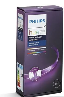 Philips HUE Lightstrips + 1M Extension