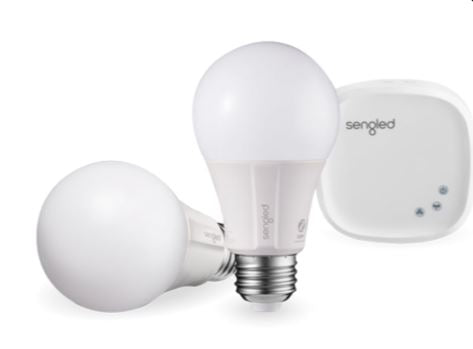Sengled Element Classic A19 Smart Bulb Starter Kit