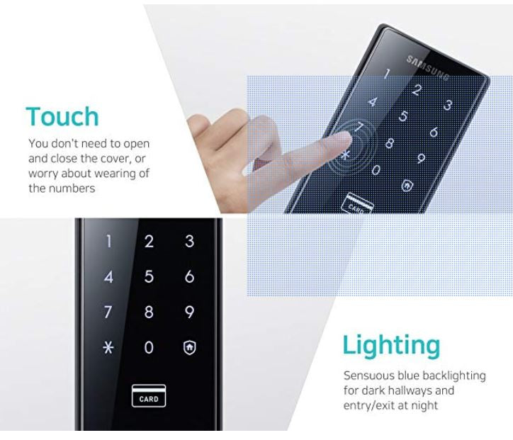 Samsung Smart Keyless Deadbolt Digital Door Lock (SHS-3321