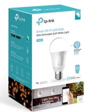 TP-Link Smart Wi-Fi LED Bulb with Dimmable Light (LB100)