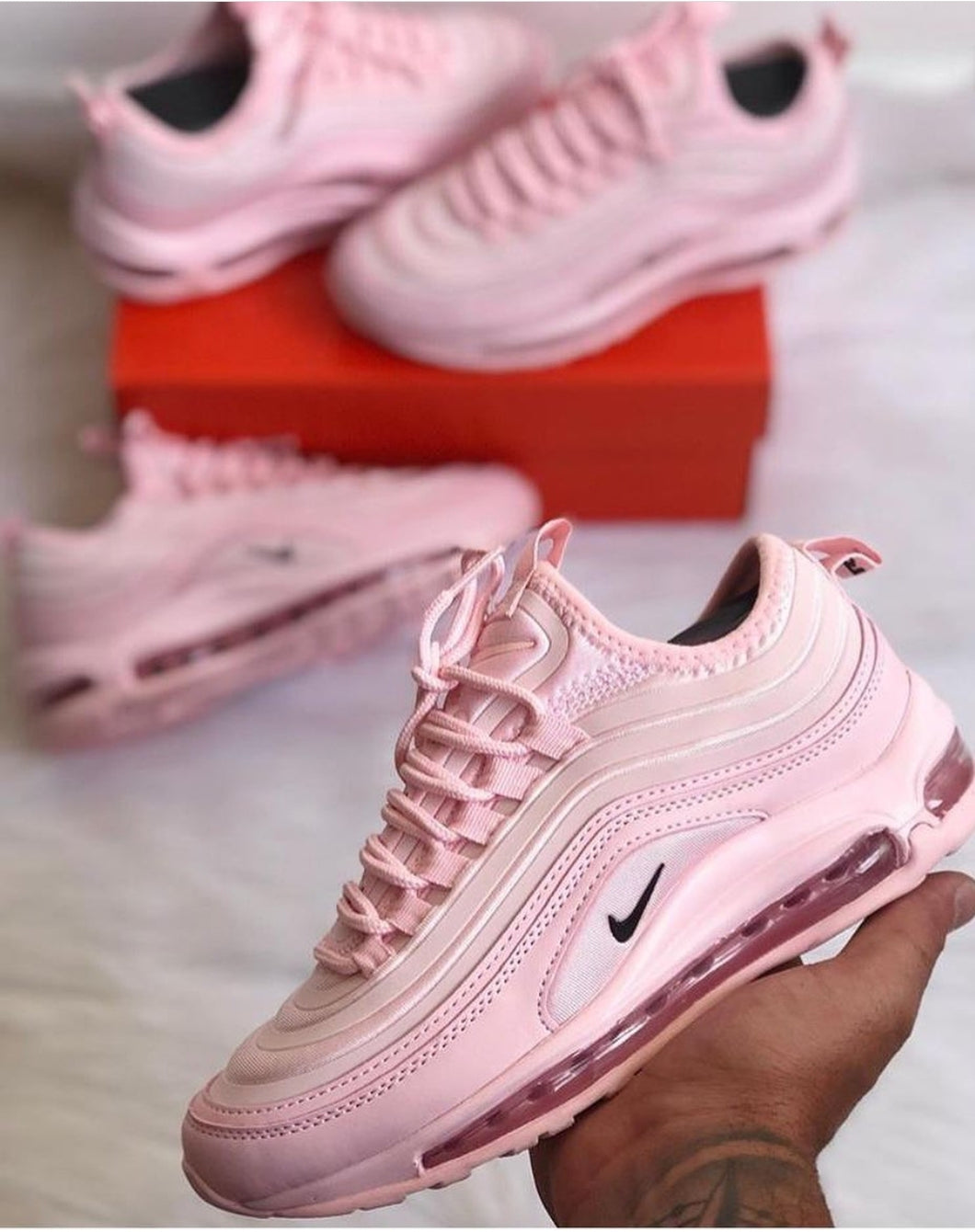 Air Max 97 Pink – Boutique Simply 4 U