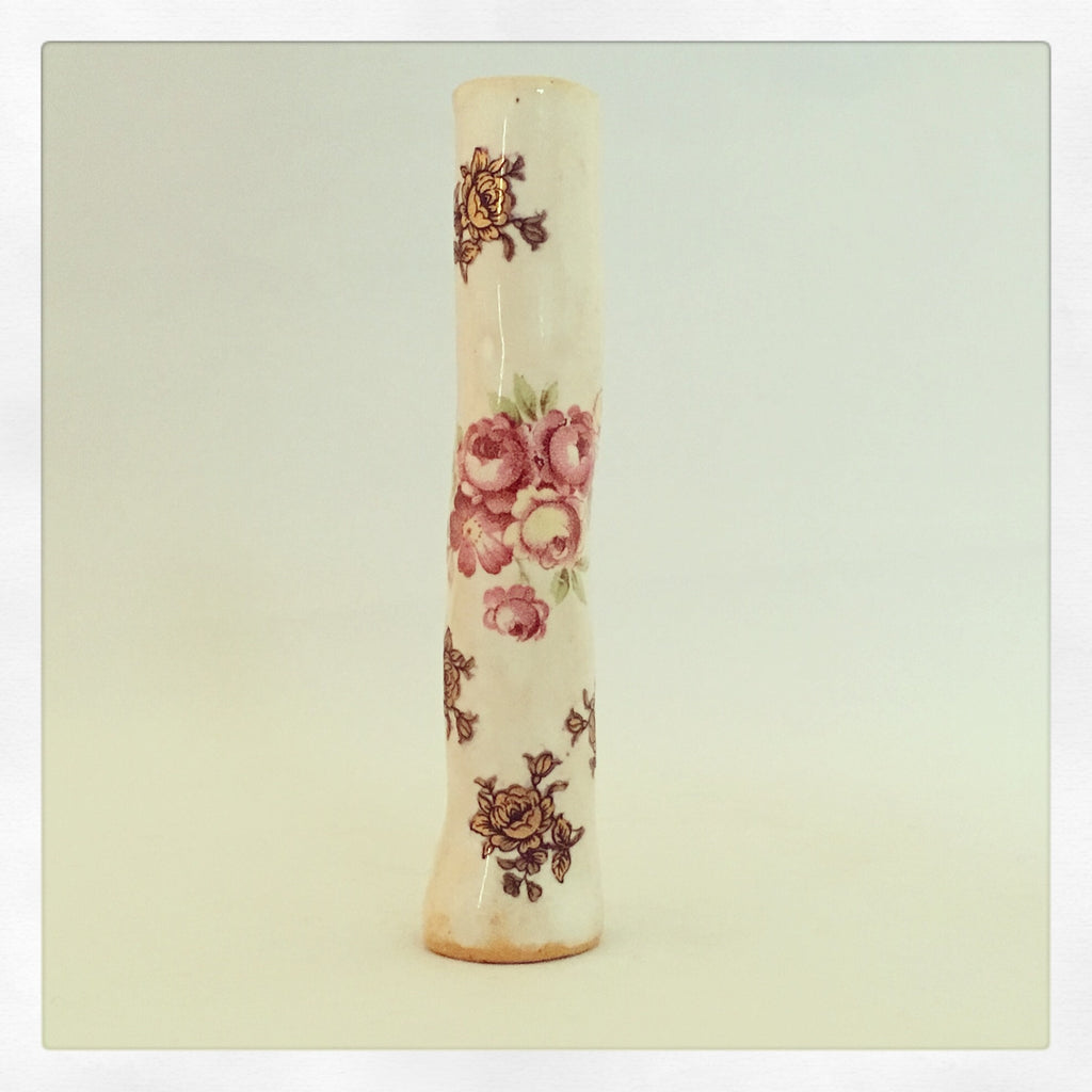 24k Gold & Pink Roses Chillum