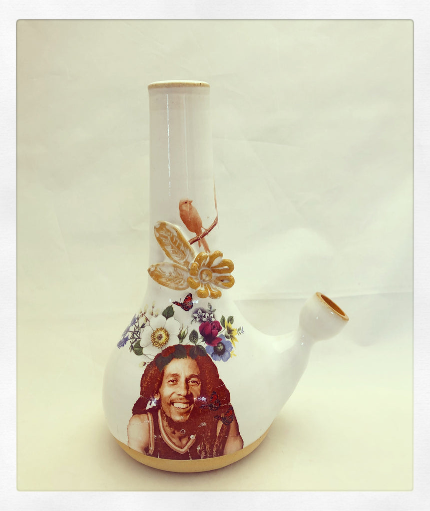 Bob Marley Legend Standing Pipe