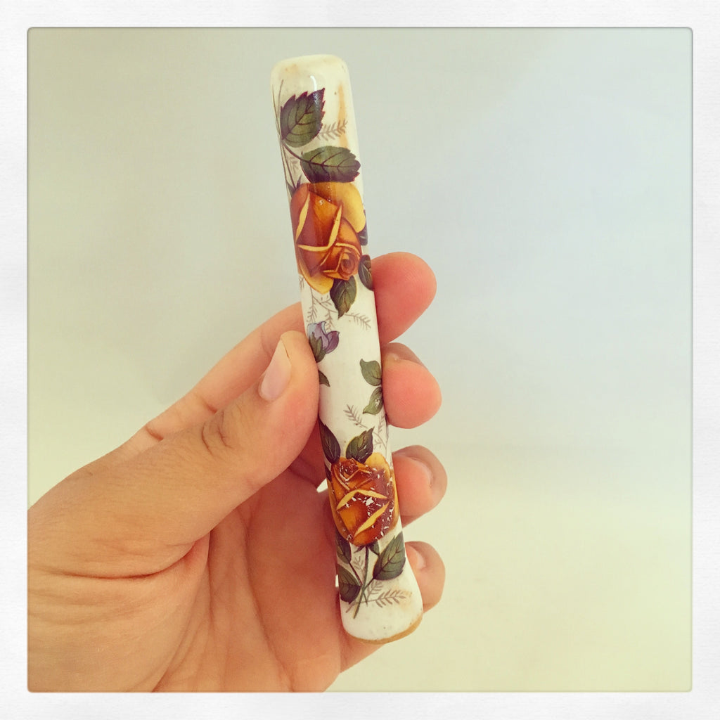 Vintage Rose Chillum