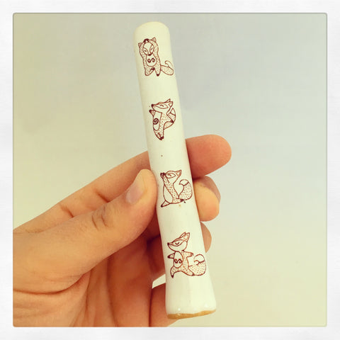 Yoga Fox Chillum