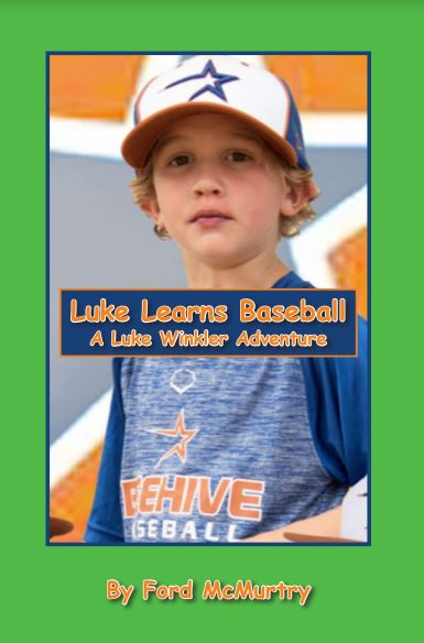 Books-Luke Learns Baseball--A Luke Winkler Adventure