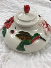 Perfect Jewel  4 oz hummingbird feeder. Our smallest design.