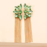 cubic zirconia & Imitation Pearl Edge Ring - streetregion