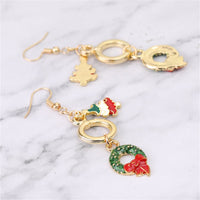 Crystal & 18k Gold-Plated Pistil Adjustable Ring - streetregion