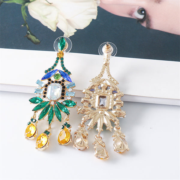 Goldtone Chain Layer Anklet
