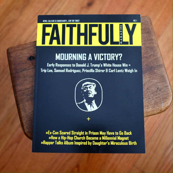 Faithfully Magazine: Centering on Christian Communities of Color