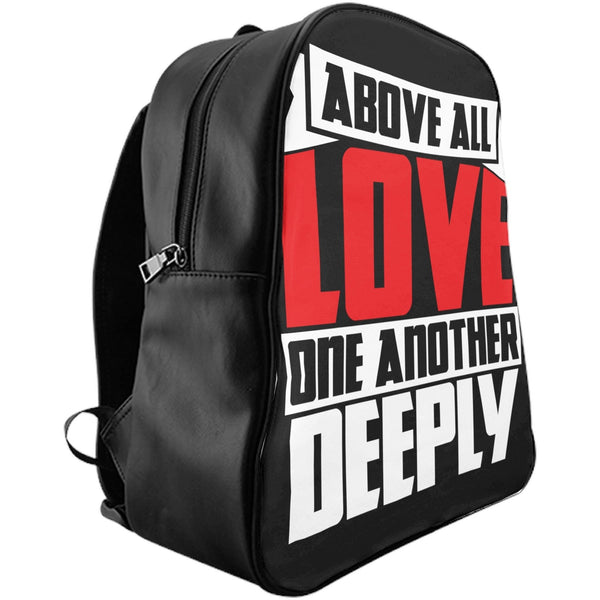 """Love One Another"" Backpack (S/M/L)"
