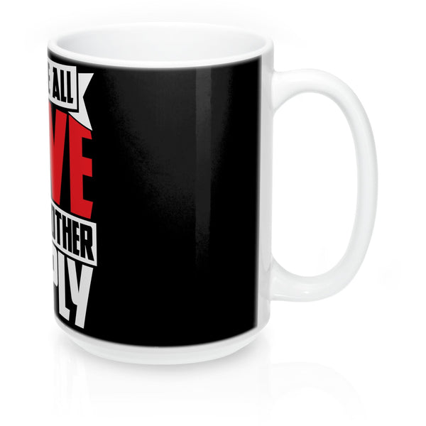 Love One Another Deeply Mug