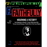 Faithfully Magazine Digital Subscription + Issue No. 1 in Print