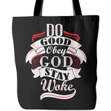 """Do Good"" Totes With a Message"
