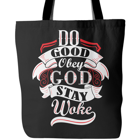 Do Good Totes With a Message