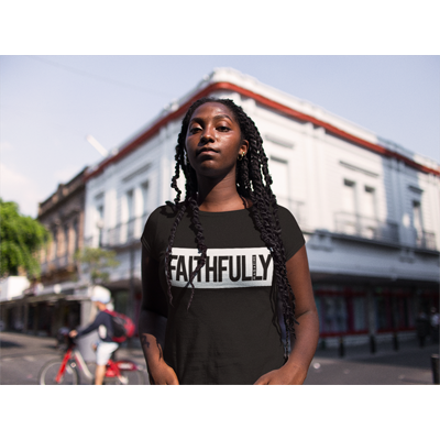 Faithfully Magazine Logo Gear