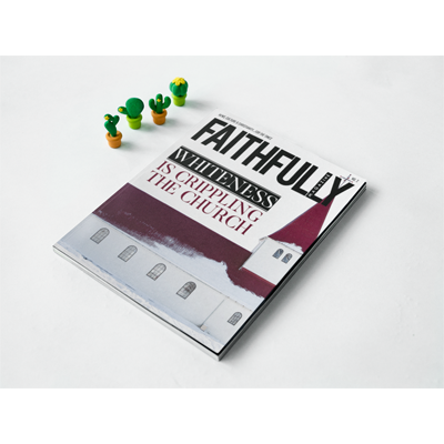 Faithfully Magazine No. 2 - (Print)