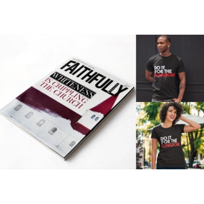 Faithfully Magazine No. 2 + Shirt Bundle