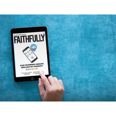Faithfully Magazine No. 3 Digital Download