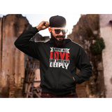 """Love One Another"" Full Zip Hoodie"