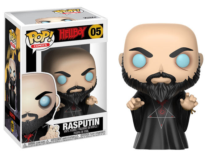 Rasputin - Hellboy - Funko Pop Vinyl - OCTOBER