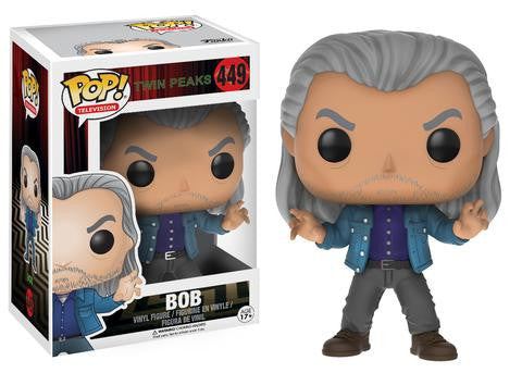 Bob IN STOCK - Twin Peaks Funko Pop Vinyl Figure