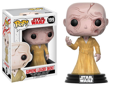 Supreme Leader Snoke - Star Wars The Last Jedi - Funko Pop Vinyl Figure