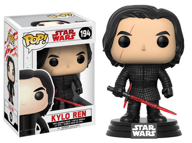 Kylo Ren - Star Wars The Last Jedi - Funko Pop Vinyl Figure