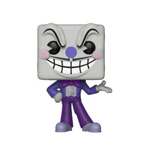 King Dice - Cuphead - Funko Pop Vinyl Figure