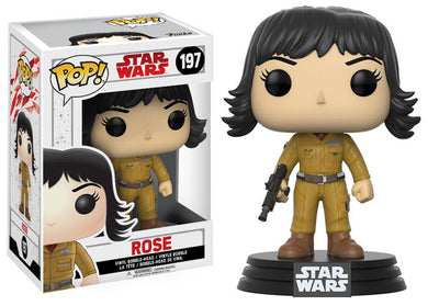 Rose - Star Wars The Last Jedi - Funko Pop Vinyl Figure