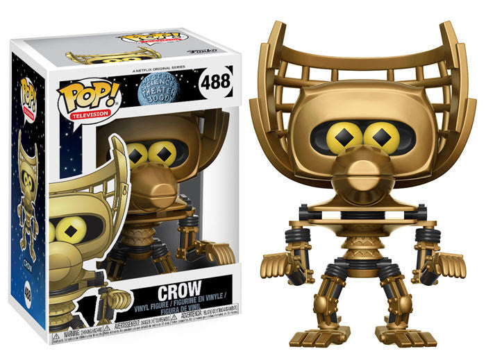 Crow - Mystery Science Theater 3000 - Funko Pop Vinyl