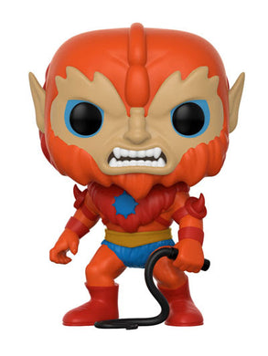 Beast Man - Masters of the Universe - Funko Pop Vinyl - JANUARY