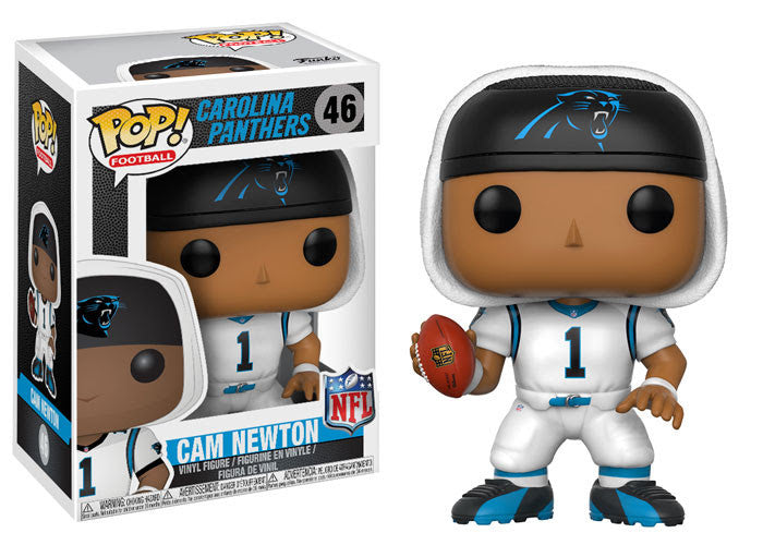 Cam Newton - NFL Wave 4 - Funko Pop Vinyl Figure