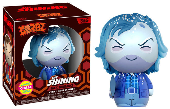 Jack Torrance (chase) - The Shining - Funko Dorbz: Horror