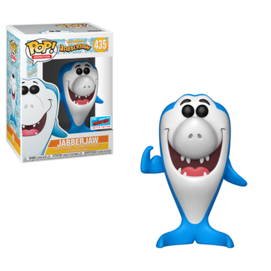 Jabberjaw - Hanna Barbera - 2018 NYCC Exclusive Funko Pop Vinyl - OCTOBER