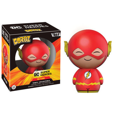 The Flash - DC Super Heroes - Funko Dorbz Figure