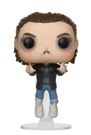 Eleven Elevated - Stranger Things Wave 4 - Funko Pop Vinyl Figure - 2018