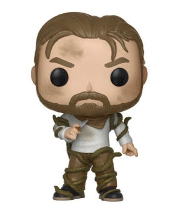 Hopper in Vines - Stranger Things Wave 4 - Funko Pop Vinyl Figure